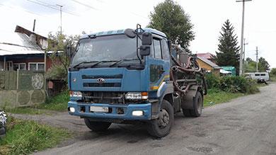 Круглосуточное устранение засоров канализации в Новосибирске