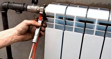 Монтаж систем отопления, водоснабжения Новосибирск