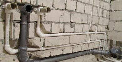 Монтаж, замена труб водоснабжения в квартире