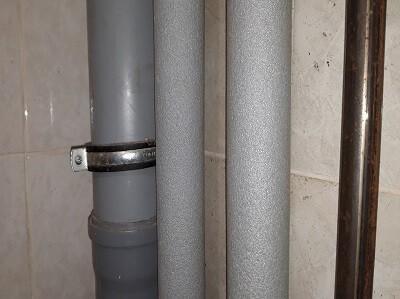 Обновление канализационных и водопроводных труб, недорого